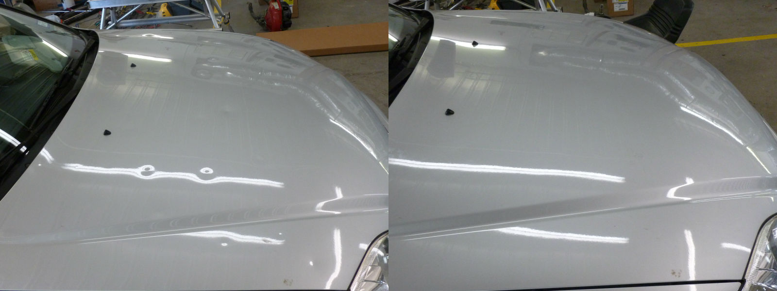 Our Work - Jersey Dents